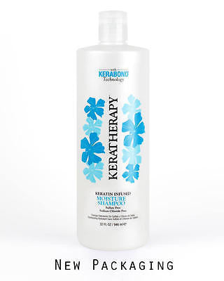 Keratherapy Keratin Infused Moisture Shampoo, 32 oz - BEAUTY IT IS