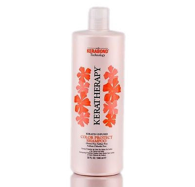 Keratherapy Keratin Infused Color Protect Shampoo, 32 fl. oz./946 ml - BEAUTY IT IS