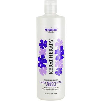 Keratherapy Keratin Infused Daily Smoothing Cream, 16 fl. oz. (473 ml)