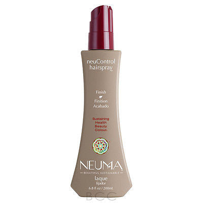 Neuma Organic Incontrol Non Aerosol Hair Spray,  6.8oz/200ml - BEAUTY IT IS