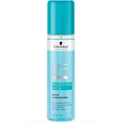Schwarzkopf Bonacure Moisture Kick Spray Conditioner, 6.8 oz