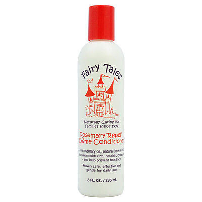 Fairy Tales Rosemary Repel Creme Conditioner, 8oz - BEAUTY IT IS