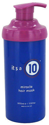 It's  A 10 Miracle Hair Mask Masque, 17.5 Oz