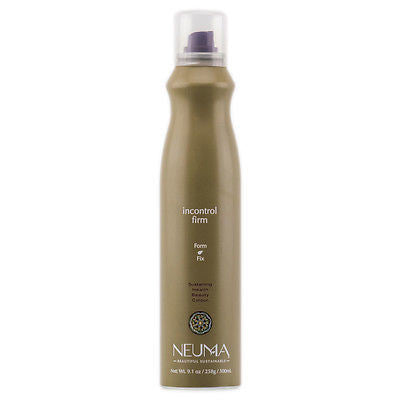 Neuma Organic Incontrol Firm Hold Hair Spray, 9.1 Oz - BEAUTY IT IS