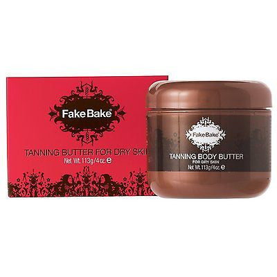 Fake Bake Tantalizing Self Tanning Butter, 4-Ounce