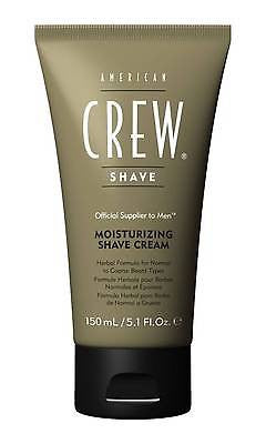American Crew Moisturizing Shave Cream, 5.1 oz - BEAUTY IT IS