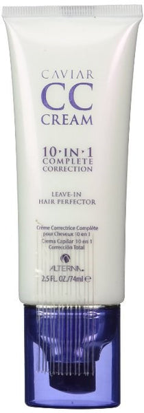 Alterna Caviar 10-in-1 Complete Correction Hair Cream, 2.5 Ounce - BEAUTY IT IS