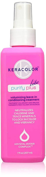KERACOLOR Purify Plus Lite, Leave-In Conditioning Treatment 7 fl oz