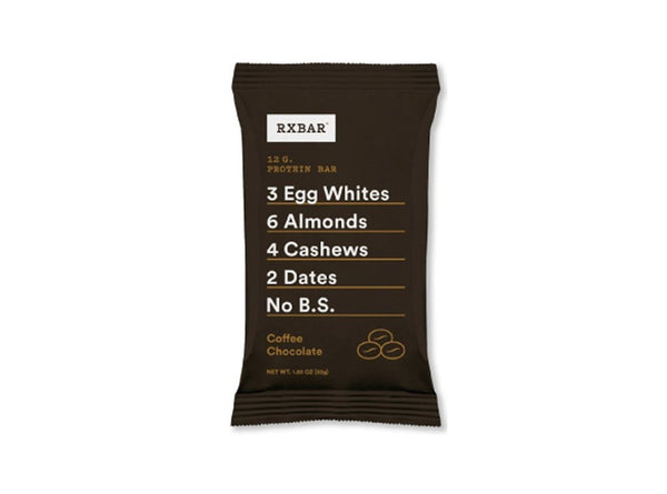 RXBAR Protein Bar, Coffee Chocolate, 1.83 oz