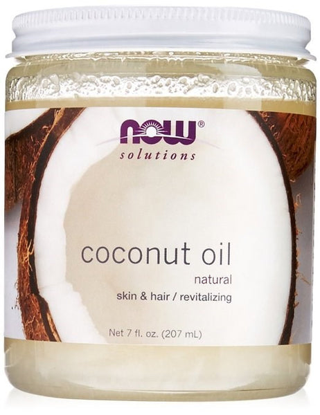 NOW Foods Pure Coconut Oil , 7 oz