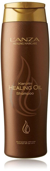 Lanza Keratin Healing Oil Shampoo, 10.1 oz - BEAUTY IT IS