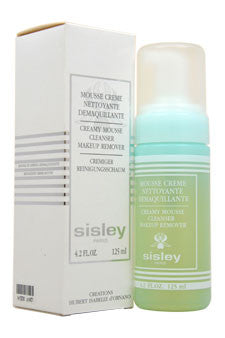 Botanical Creamy Mousse Cleanser by Sisley 4.2 oz  Mousse Cleanser for Unisex