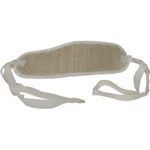 Kingsley Sisal Back Strap