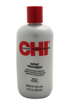 Infra Treatment Thermal Protective Treatment by CHI 12 oz  Treatment for Unisex