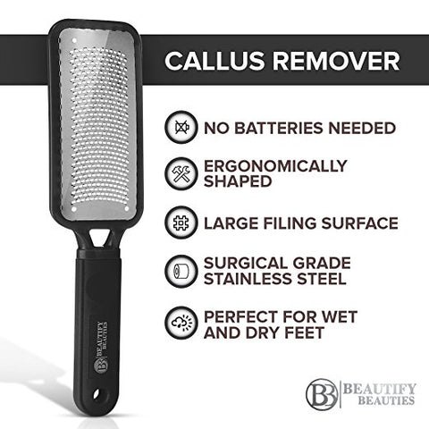 Foot File Callus Remover by Beautify Beauties