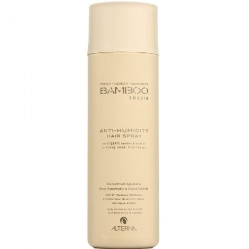 Alterna Bamboo Smooth Anti-Humidity Hair Spray, 7.5 oz - BEAUTY IT IS