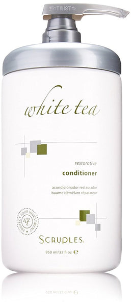 Scruples White Tea Restorative Conditioner 950ml (32 Fl OZ)