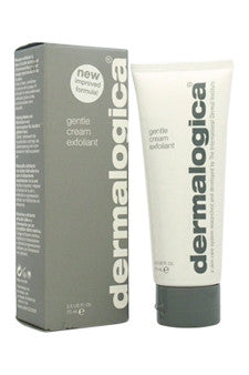 Gentle Cream Exfoliant by Dermalogica 2.5 oz  Exfoliating Cream for Unisex