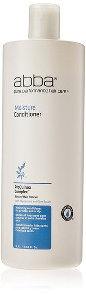 Pure Moisture Conditioner By ABBA for Unisex, 33.8 Ounce