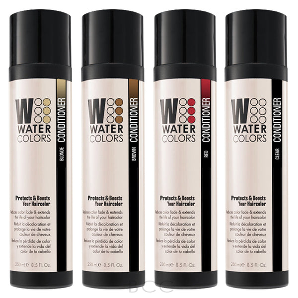 Tressa Watercolors Color Boost Conditioner 8.5 Ounce - Choose Your Color