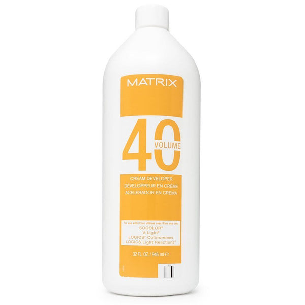 Matrix Universal Creme Developer 40 Volume 32 Ounce