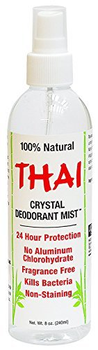 Thai Crystal Deodorant Spray, 8 oz.
