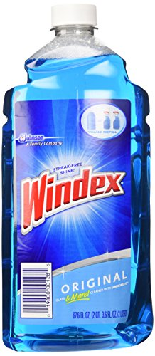 Windex Glass Cleaner - Original - 2 Liter Refill