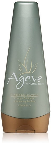 Agave Healing Oil Agave Clarifying Shampoo, 8.5 oz. - BEAUTY IT IS
