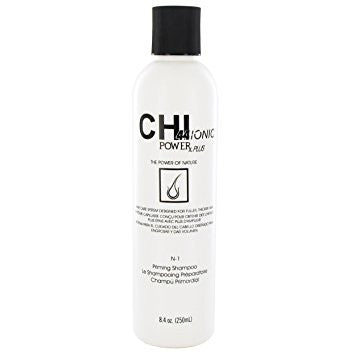 44 Ionic Power Plus N-1 Priming Shampoo by CHI 8.4 oz  Shampoo for Unisex