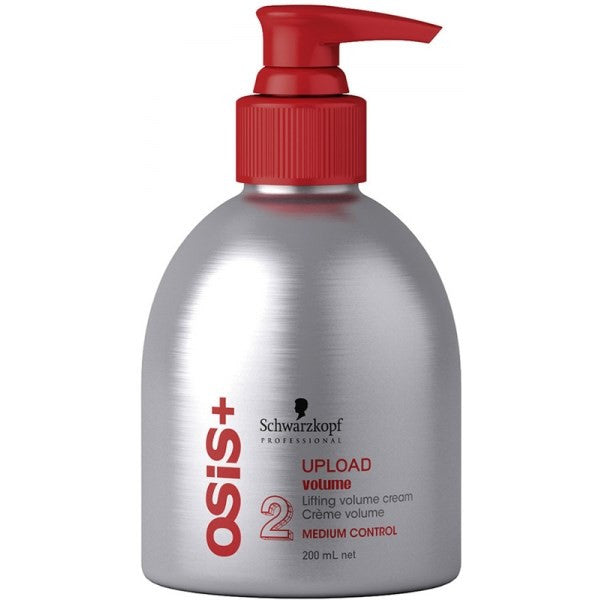 Schwarzkopf OSIS+ Upload Volume 6.8 oz / 200 ml lifting volume cream velvety - BEAUTY IT IS