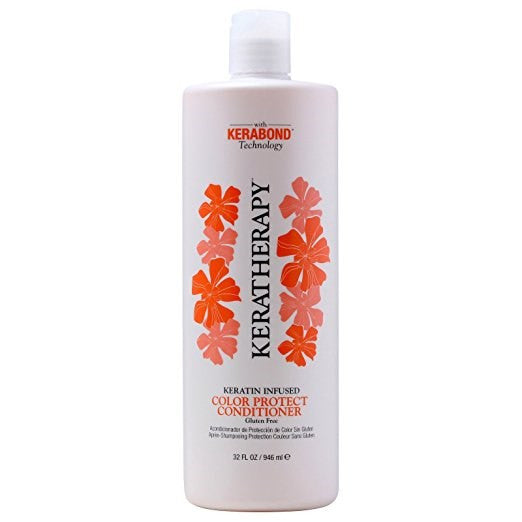 Keratherapy Keratin Infused Color Protect Conditioner - 32 oz