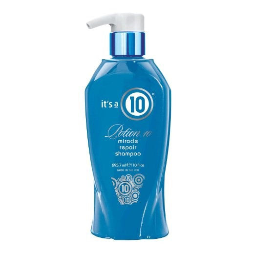 It's a 10 Potion 10 Miracle Repair Shampoo, 10 fl oz