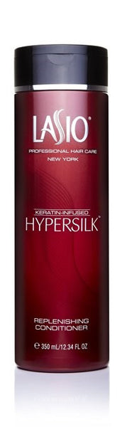 Lasio Keratin-infused Hypersilk Replenishing Conditioner, 12.34 oz