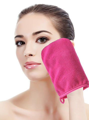 Beautify Beauties Waterproof Makeup Wiper (Pink)