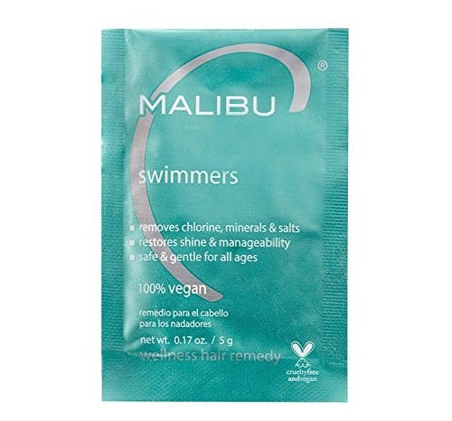 Malibu Swimmers After Swim Solution, 12 Count - BEAUTY IT IS