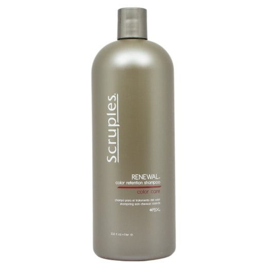 Scruples Renewal Color Retention Shampoo, 33.8 oz - BEAUTY IT IS