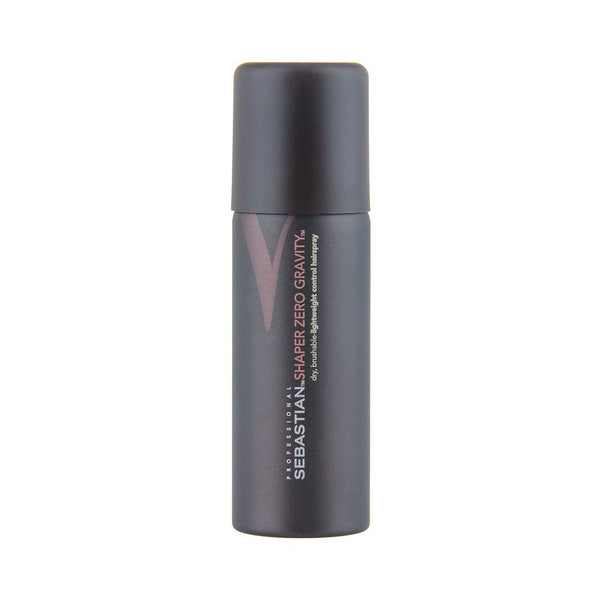 Sebastian Professional Shaper Zero Gravity Hair Spray for unisex, 1.5 Ounce