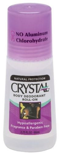Crystal Body Deodorant Roll-On - BEAUTY IT IS