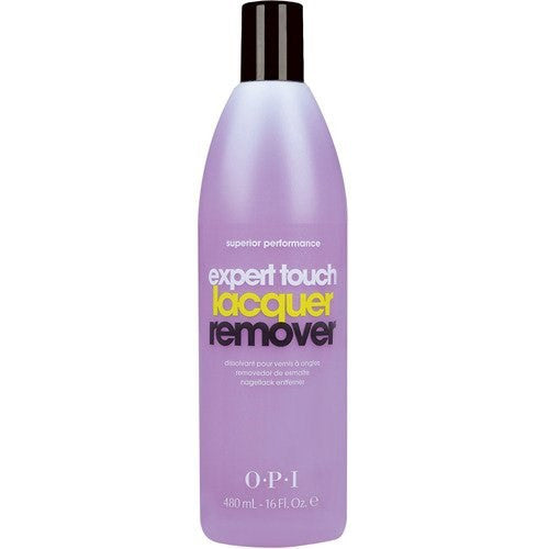 OPI Expert Touch Lacquer Remover, 16 fl oz