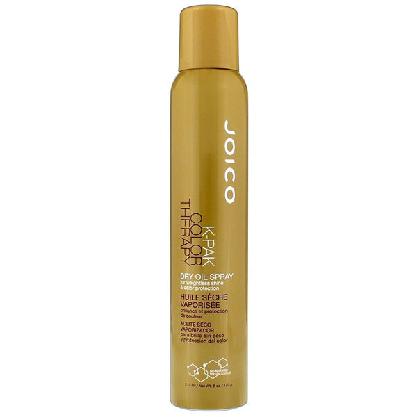 Joico K-PAK Color Therapy Dry Oil Spray 6 oz.