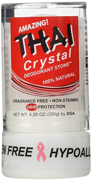 Thai Crystal Deodorant, 4.25 oz