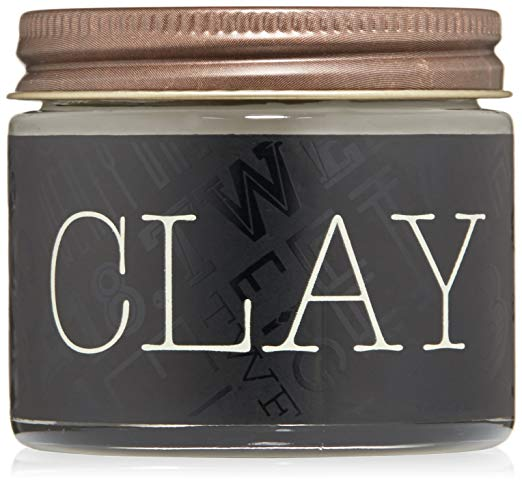 18.21 Man Made Hair Clay Sweet Tobacco 2 Ounce