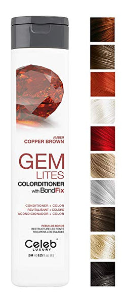 Celeb Luxury Gem Lites Colorditioner, 8.25 Ounce - Choose Your Color