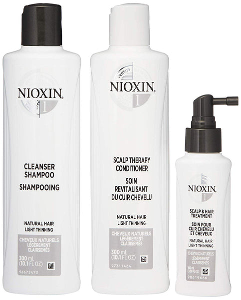 Nioxin Care System Kit System 1