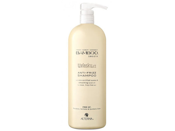 Alterna Bamboo Smooth Anti Frizz Shampoo, 32 oz