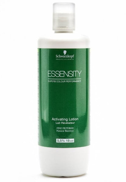 Schwarzkopf Essensity Oil Developer- 5.5% / 18 Volume- 33.8 oz - BEAUTY IT IS