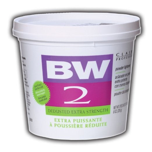 Clairol BW2 Tub Powder Lightener, 8 oz