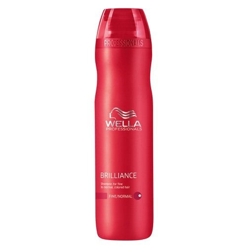 Wella Brilliance Shampoo for Fine To Normal Colored Hair, 10.1 Ounce - BEAUTY IT IS