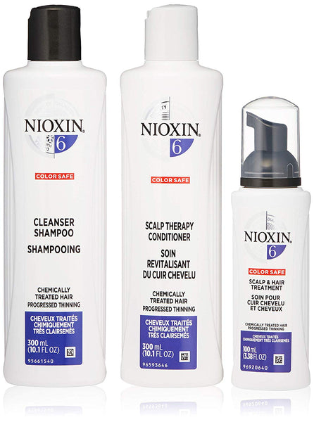 Nioxin Care System Kit System 6