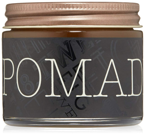 18.21 Man Made Hair Pomade Sweet Tobacco 2 Ounce